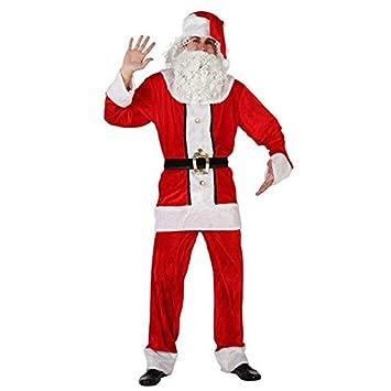 Atosa-32169 Disfraz Papá Noel Hombre Adulto, Color Rojo, M-L ...