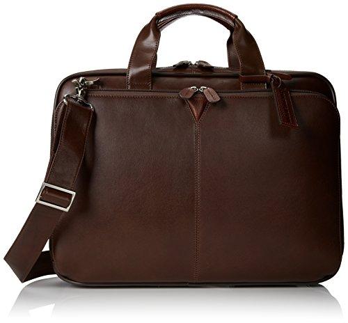johnston-murphy-slimline-briefcase-dark-brown