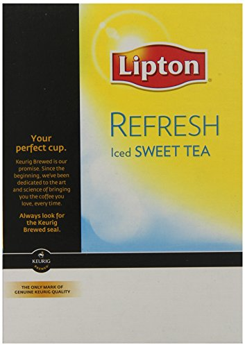 Lipton K Cups Refresh Iced Sweet Tea 22 Ct Buy Online