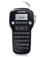 DYMO LabelManager 160 Handheld Label Maker (1790415) Silver/Black