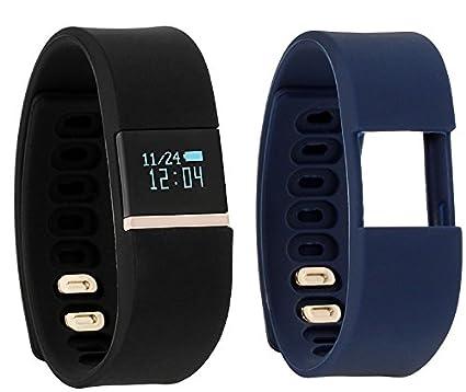 Fit Tracker i-Fitness Actividad Podómetro inalámbrico Smart Reloj de Pulsera: Amazon.es: Electrónica