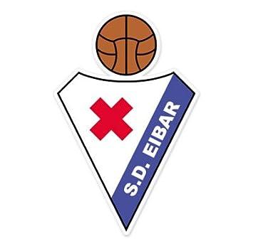 Amazon.com: SD Eibar – España fútbol Futbol – Pegatina para ...