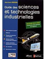 Guide des sciences et technologies industrielles 2019-2020 - Elève - 2019