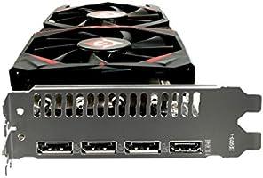 Amazon.com: Diamond AMD Radeon RX 580 8 GB de memoria GDDR5 ...