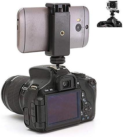 Dslr Blitzschuh Halterung Für Handy Und Gopro Hero Kamera