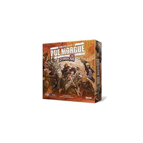 Asmodée - Zombicide - Saison 3 - Rue Morgue - 8435407604490