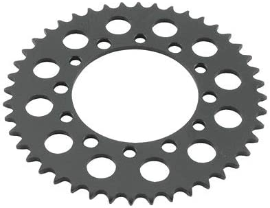 JT ZBK Black Edition Induction Hardened Rear Sprocket JTR890.45ZBK