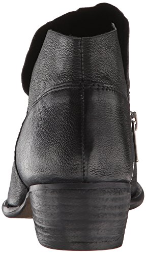 M US 11 Snare Seychelles Black Boot Women's Leather 06qwY8q
