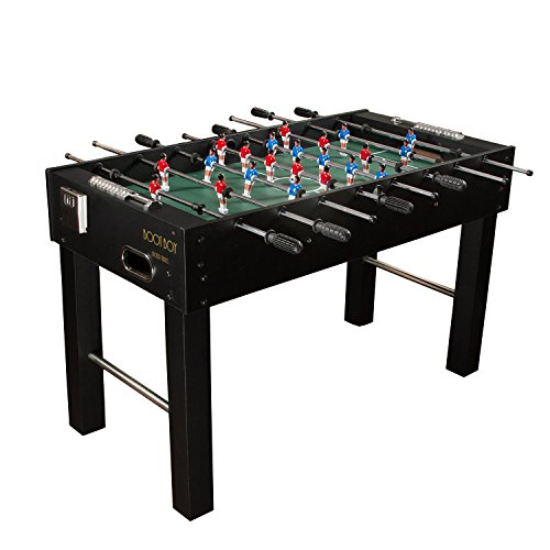 BOOT BOY - KICKER TABLES Football Table BB 303, 48x24x32-inches (Black)