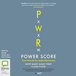 Power Score Audiobook