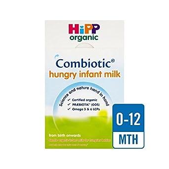 Hipp Bio Hungrig Säuglingsmilch 2 X 400G - Packung mit 4