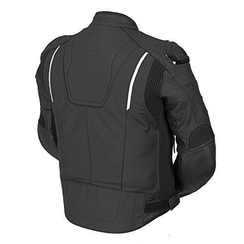Fieldsheer Unisex-Adult Super Sport Air Jacket (Black, 44), 1 Pack by Fieldsheer (Image #4)