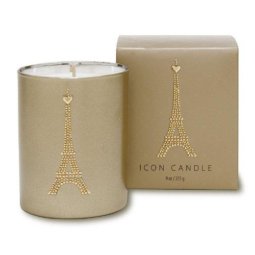 Primal Elements J'aime Paris Vintage Icon Candle 9-Ounce