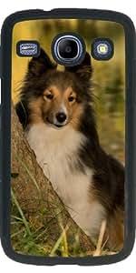 Funda para Samsung Galaxy Core i8260/i8262 - Lindo Perro Dulce by WonderfulDreamPicture