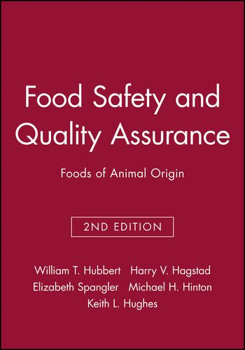 Food Safety and Quality Assurance: Foods of Animal Origin