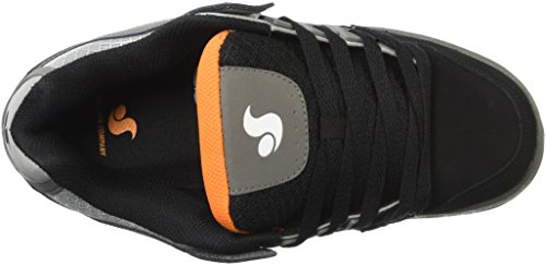 Men's Nubuck DVS Black Skate Shoe Celsius Grey dcRqYc