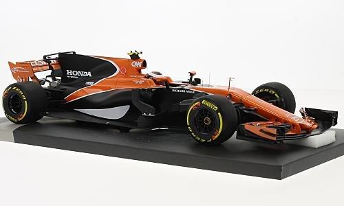 McLaren Honda MCL32, No.2, Honda, formula 1, GP China, 2017, Model Car, Ready-made, Minichamps 1:18 -