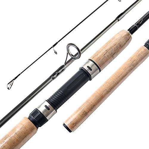 LMEIQUN, 1.8M Feeder Spinning Rod caña de Pescar caña de Pescar ...