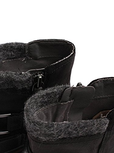 Sorel Womens Lolla Booties Black, Quarry