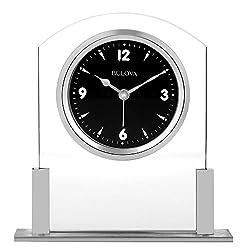 Bulova Newton Table Clock