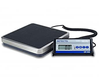Amazon.com: Detecto Digital Physician Scale 550 x 0.2lb ...