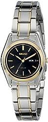 Seiko Women's SUT110 Two-Tone Stainless Steel Watch