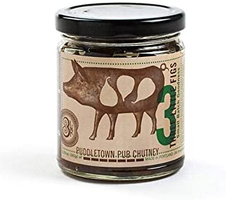product image for Three Little Figs Puddletown Pub Chutney (9.25 ounce)