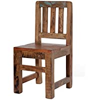 Wooden Chair for Kids - Kids Chair - Reclaimed Wooden Chair - Small Chair for Kids - Childrens Seating