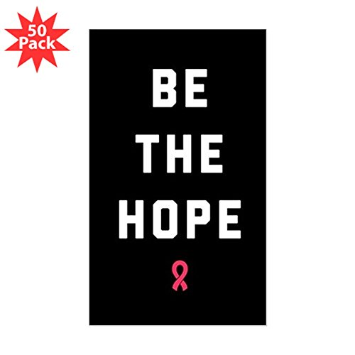 CafePress - Be The Hope - Sticker (Rectangle 50 pk) by CafePress