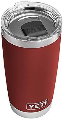 YETI Rambler 20 oz Stainless Steel Vacuum Insulated Tumbler w/MagSlider Lid, Brick Red - 10163716 , B0761YD99J , 285_B0761YD99J , 1162220 , YETI-Rambler-20-oz-Stainless-Steel-Vacuum-Insulated-Tumbler-w-MagSlider-Lid-Brick-Red-285_B0761YD99J , fado.vn , YETI Rambler 20 oz Stainless Steel Vacuum Insulated Tumbler w/MagSlider Lid, Brick Red