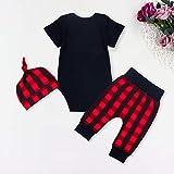Newborn Baby Boy Clothes Letter Print Short