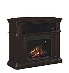 ClassicFlame 23DE8202-E451 Oakfield Wall or Corner TV Stand for TVs up to 47\