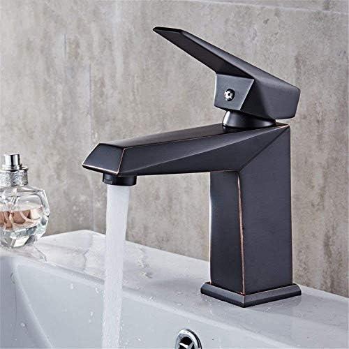Zxyan 蛇口 立体水栓 バスルームのシンクの蛇口洗面器のミキサータップ温水と冷水洗面シンクタップ浴室バーの蛇口 トイレ/キッチン用