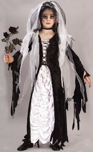 Kids Costumes Bride Of Darkness (Bride of Darkness Child Costume (Small))
