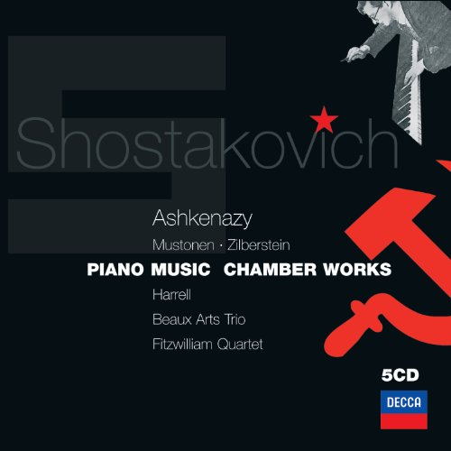 Shostakovich: Piano & Chamber ...
