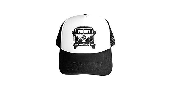 a776090dd8327 Amazon.com  Baby Toddler VW Bus trucker hat. Baby Toddler VW Van foam  trucker cap.  Handmade
