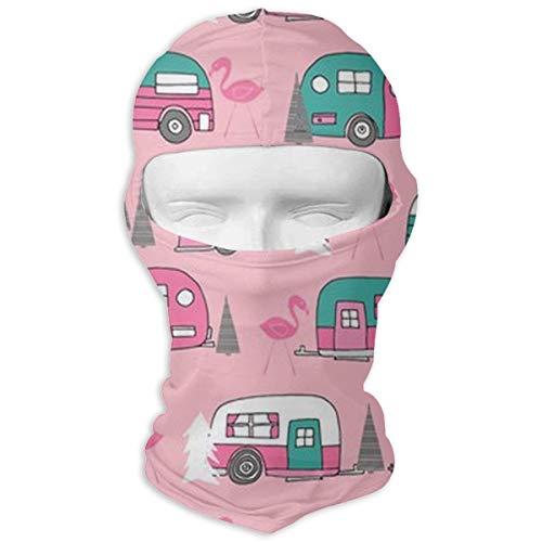 Men & Women Winter Balaclava Face Mask Windproof Face Mask for Snowboard Gear
