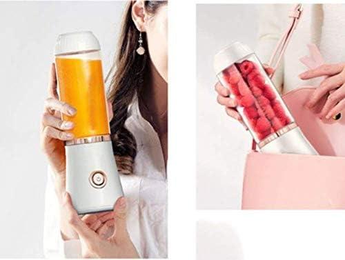 LEOO Juicer portátil Recargable Inicio Fruta y verdura multifunción Mini Taza de Jugo inalámbrico