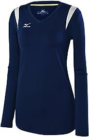 Mizuno Balboa 5.0 Long Sleeve Volleyball Jersey