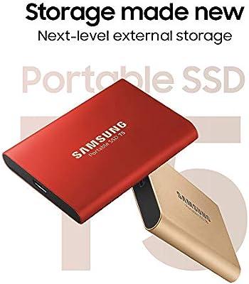 Samsung MU-PA500R 500 GB Rojo - Unidades externas de Estado sólido ...