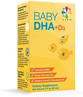 Baby DHA + D3