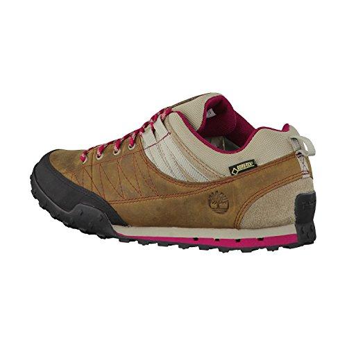 GTX scarpe vinaccia marrone Greeley da Approach trekking donna Timberland rosso da 0TxBEp