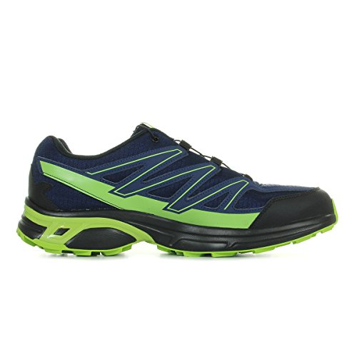 SALOMON GREEN NAVY DE WINGS HOMBRE ACCESS PROFUNDAS PARA 2 ZAPATILLAS LIME AZULES CORRER BLAZER 66wOrZ