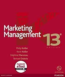 Marketing management 13e + eText