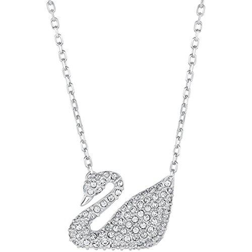 Pave Swarovski Necklace (Swarovski Crystal Swan Necklace)