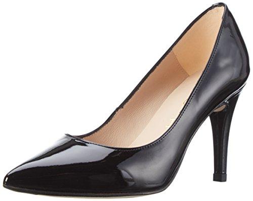 Unisa TECHI_Pa, Zapatos de Tacón para Mujer, Negro (Black), 39 EU