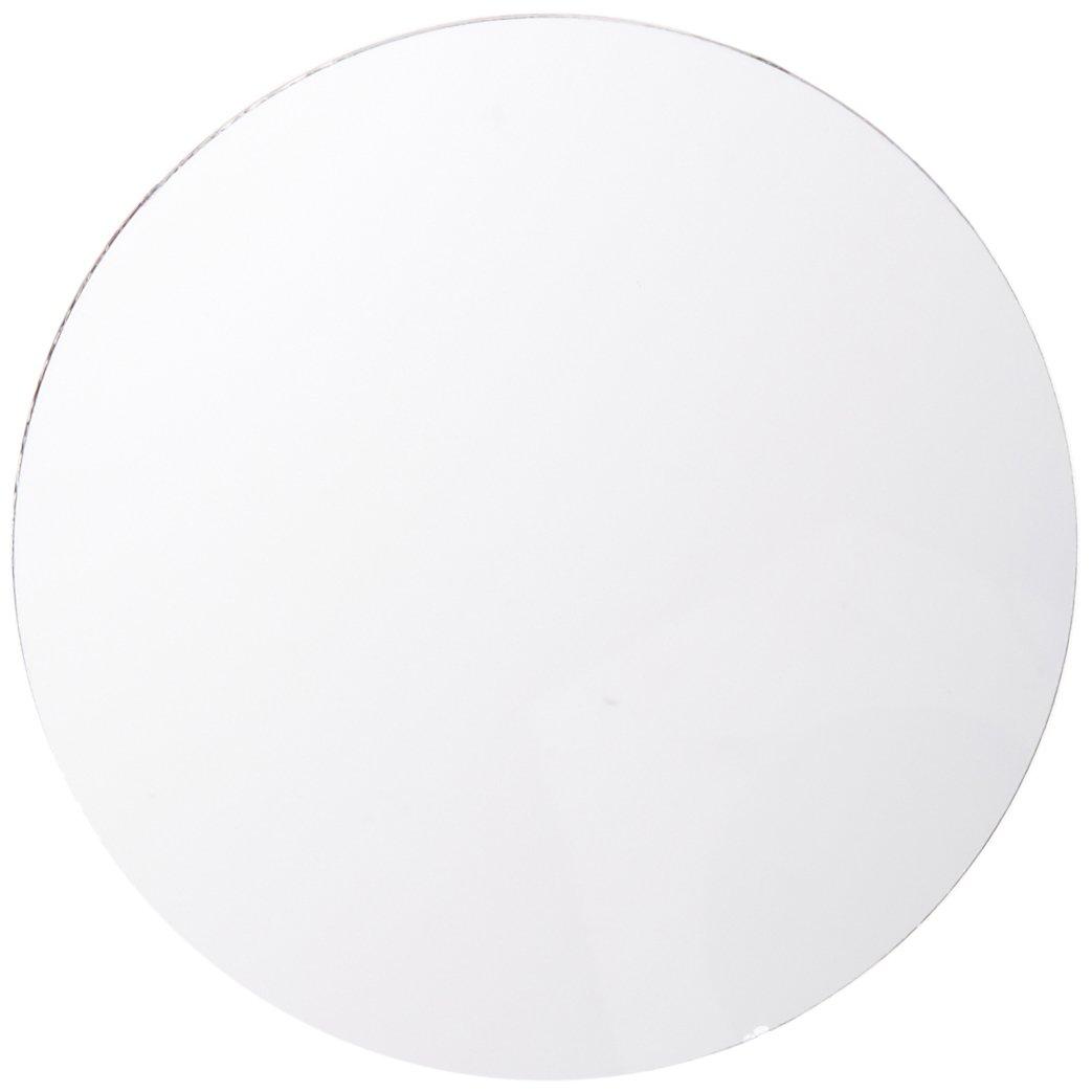 Darice 1-Piece Round Mirror, 5-Inch 1613-55