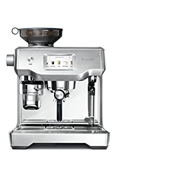 Breville BES990 Fully Automatic Espresso Machine, Oracle Touch