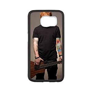 Samsung Galaxy S6 Cell Phone Case White Ed Sheeran PUI Plastic Phone Cases Protective