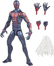 Boneco Marvel Legends Series Homem-Aranha, Figura de 15 cm - Spider-Man 2099 - F0230 - Hasbro